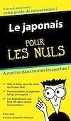 Télécharger le livre :  Le Japonais - Guide de conversation Pour les Nuls