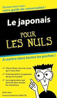 Téléchargez le livre :  Le Japonais - Guide de conversation Pour les Nuls
