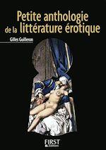 Téléchargez le livre :  Petit livre de - Petite anthologie de la littérature érotique