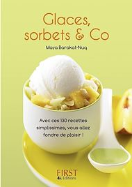 Téléchargez le livre :  Petit livre de - Glaces, sorbets & Co