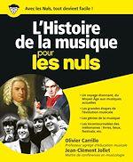 Download this eBook L'Histoire de la musique Pour les Nuls