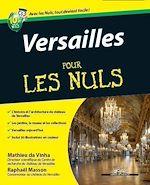 Download this eBook Versailles Pour les Nuls