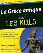 Download this eBook La Grèce antique pour les Nuls