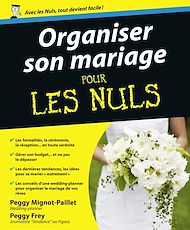Téléchargez le livre :  Organiser son mariage Pour les Nuls