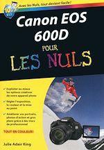 Download this eBook Canon EOS 600D Pour les Nuls