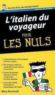 Téléchargez le livre :  L'Italien du voyageur Guide de conversation pour les Nuls