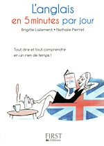 Download this eBook Petit livre de - L'anglais en 5 minutes par jour