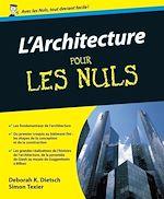 Download this eBook L'Architecture Pour les Nuls