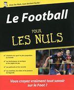 Téléchargez le livre :  Le Football Pour les Nuls