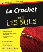 Download this eBook Le Crochet Pour les Nuls