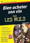Télécharger le livre :  Bien acheter son vin Pour les Nuls