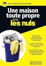 Download this eBook Une maison toute propre Pour les Nuls