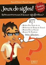 Download this eBook Petit livre de - Jeu de sigles