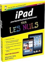 Téléchargez le livre :  iPad, ed iOS 6 Pour les Nuls