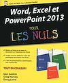 Télécharger le livre :  Word, Excel, PowerPoint 2013 Pour les Nuls