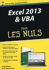 Télécharger le livre :  Excel 2013 et VBA Mégapoche Pour les Nuls