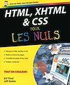 Télécharger le livre :  HTML, XHTML et les CSS Pour les nuls
