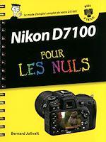Download this eBook Nikon D7100 Mode d'emploi Pour les Nuls