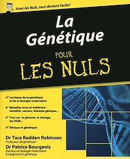 Téléchargez le livre :  La Génétique pour les Nuls