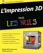 Download this eBook L'impression 3D Pour les Nuls