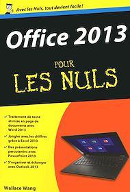 Téléchargez le livre :  Office 2013 pour les Nuls