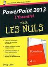 Télécharger le livre :  PowerPoint 2013 Essentiel pour les Nuls