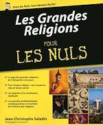 Download this eBook Les Grandes Religions Pour les Nuls