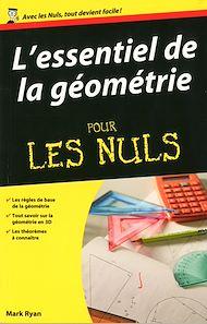 Téléchargez le livre :  Essentiel de la géométrie Pour les Nuls