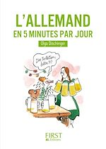 Download this eBook Petit livre de - Allemand en 5 mn par jour