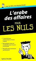 Download this eBook L'arabe des affaires Guide de conversation Pour les Nuls