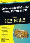 Télécharger le livre :  Créer un site Web avec HTML, XHTML et CSS Mégapoche Pour les Nuls