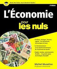 Téléchargez le livre :  L'économie Pour les Nuls, 3ème édition
