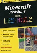 Download this eBook Minecraft Redstone Poche Pour les Nuls