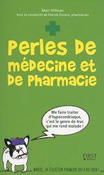 Download this eBook Perles de médecine et de pharmacie