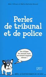 Download this eBook Perles de tribunal et de police