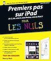 Télécharger le livre :  Premiers pas avec iPad pour les Nuls, nouvelle édition