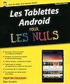 Télécharger le livre :  Les Tablettes Android Pour les Nuls, nouvelle édition