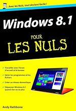 Téléchargez le livre :  Windows 8.1 Poche Pour les Nuls, nouvelle édition
