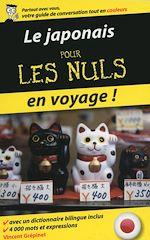 Download this eBook Le japonais pour les Nuls en voyage