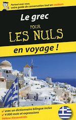 Download this eBook Le grec pour les Nuls en voyage