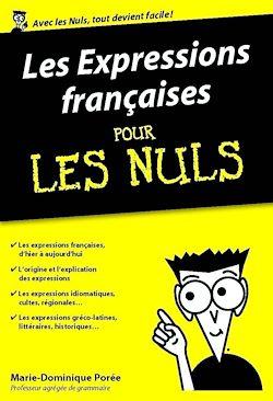 Download the eBook: Les Expressions françaises pour les Nuls, édition poche