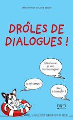Download this eBook Drôles de dialogues