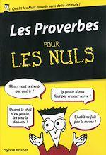 Download this eBook Les Proverbes pour les Nuls, édition poche