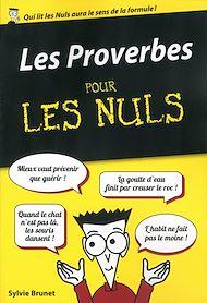 Téléchargez le livre :  Les Proverbes pour les Nuls, édition poche