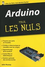 Download this eBook Arduino Pour les Nuls, édition poche
