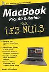 Télécharger le livre :  MacBook Pro, Air et Retina Pour les Nuls, édition poche