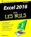 Télécharger le livre :  Excel 2016 Pour les Nuls