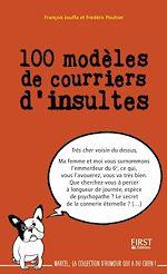Download this eBook 100 modèles de courriers d'insultes