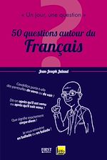 Download this eBook Un jour, une question : 50 leçons autour du francais