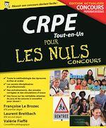 Download this eBook CRPE Pour les Nuls, nouvelle édition